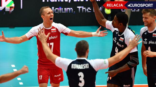 Polska - Czarnogóra 3:0 [RELACJA]