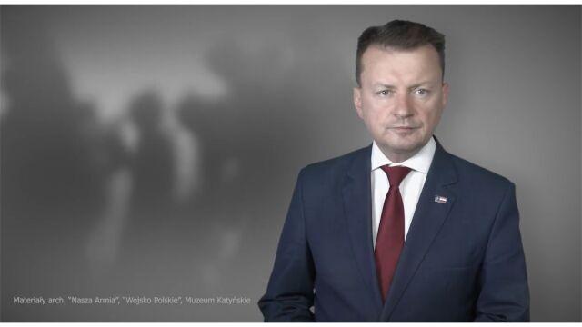 Błaszczak: 17 września 1939 roku to jedna z najtragiczniejszych dat w najnowszej historii Polski