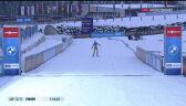 Szwecja wygrała sztafetę mężczyzn w Hochfilzen
