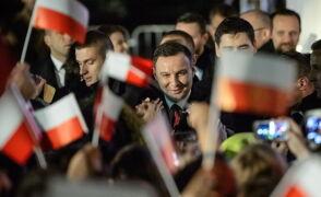 Duda: z nowym rządem będę mógł przyczynić się do naprawy Polski