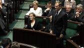 Tak wyglądały pierwsze posiedzenia poprzednich kadencji Sejmu