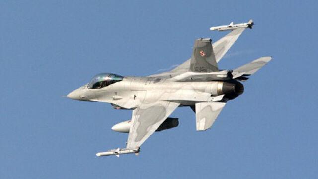 Polskie F-16 poćwiczą na Alasce