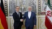 Szefowie MSZ  Iranu i Niemiec spotkali się w Teheranie