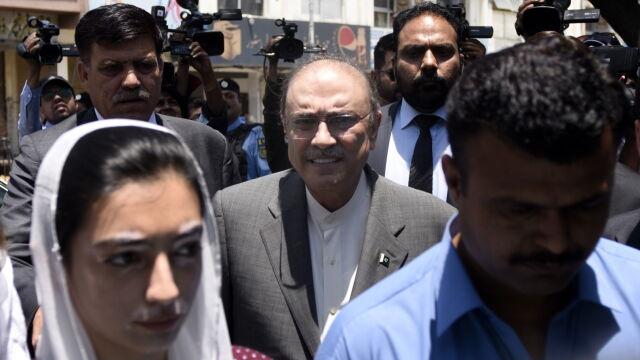 Były prezydent Pakistanu aresztowany pod zarzutem korupcji