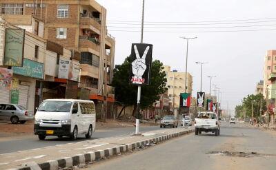 Sudańska opozycja zgodziła się na wstrzymanie akcji nieposłuszeństwa obywatelskiego