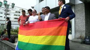 Ekwador legalizuje małżeństwa jednopłciowe