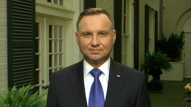 Prezydent Duda: to jest cezura  w relacjach polsko-amerykańskich