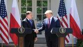 Marcin Wrona o spotkaniu Duda-Trump