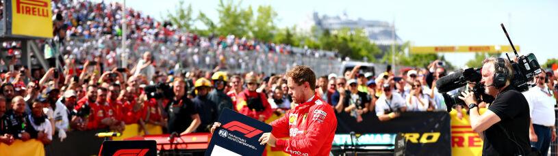 Gorąco po wyścigu Formuły 1. Vettel zaczął przedstawienie