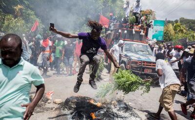 Krwawe zamieszki na Haiti