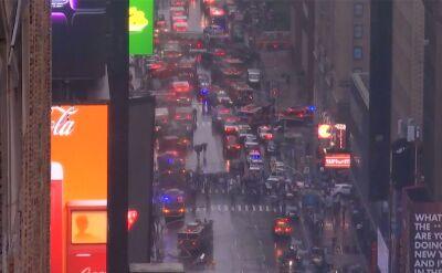 Wypadek lotniczy na Manhattanie