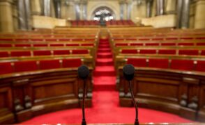 Rusza sesja katalońskiego parlamentu. Relacja reportera TVN24