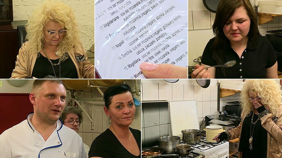Kuchenne Rewolucje Magda Gessler W Sosnowcu W Pizzerii