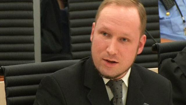 Anders Breivik skazany
