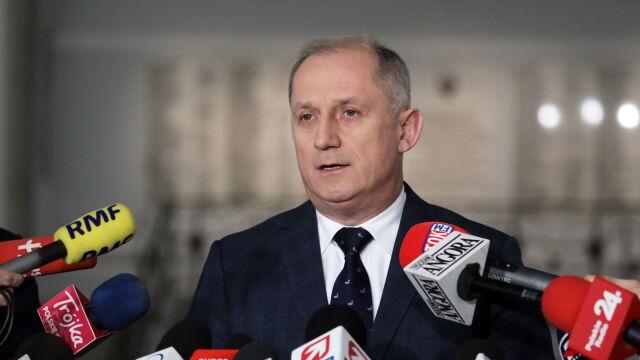 Sławomir Neumann: nie było dyskusji o uchylenie immunitetu
