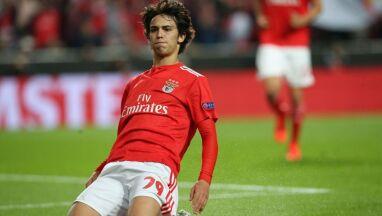 Nowy rekord w Lidze Europy. 19-latek z Benfiki zachwycił piłkarski świat