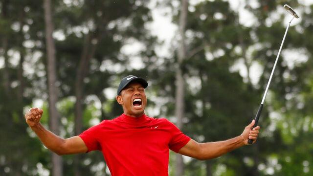 Niesamowity powrót. Tiger Woods triumfuje po 11 latach