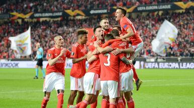 Sześć goli w meczu Benfiki. Chelsea uratowała wygraną w Czechach