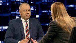 Jacek Sasin i Joanna Kluzik-Rostkowska w