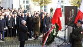 Apel Pamięci przed Pałacem Prezydenckim w rocznicę katastrofy smoleńskiej