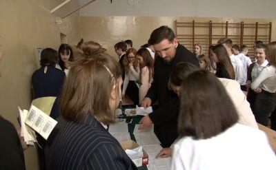We wszystkich gdańskich szkołach rozpoczął się w środę egzamin gimnazjalny