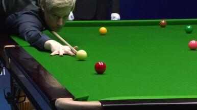 Robertson zachwycił w Pekinie. Przed mistrzostwami stał się faworytem