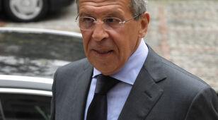 Ławrow: Moskwa chce jedności Ukrainy. Jest jedno