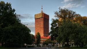 Kawa z widokiem na Poznań? W wieżowcu może powstać taras widokowy