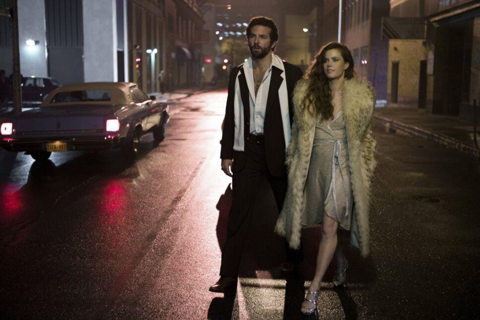 Bradley Cooper i Amy Adams