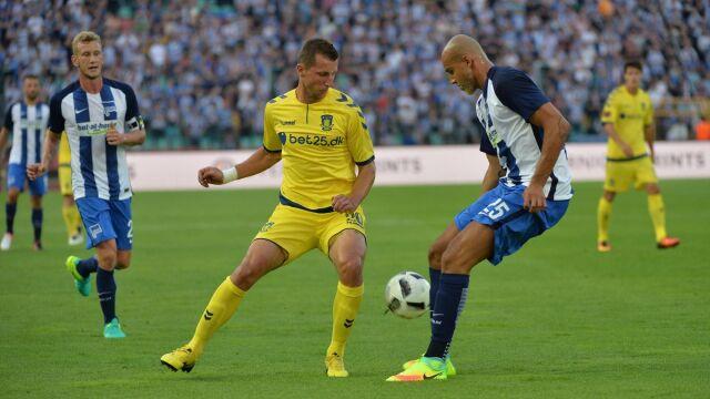 Kamil Wilczek odchodzi z Broendby IF. Będzie negocjować z nowym klubem