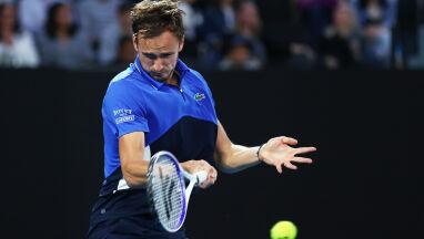 Nieprawdopodobny refleks Miedwiediewa. Najlepsze zagrania 2. dnia Australian Open