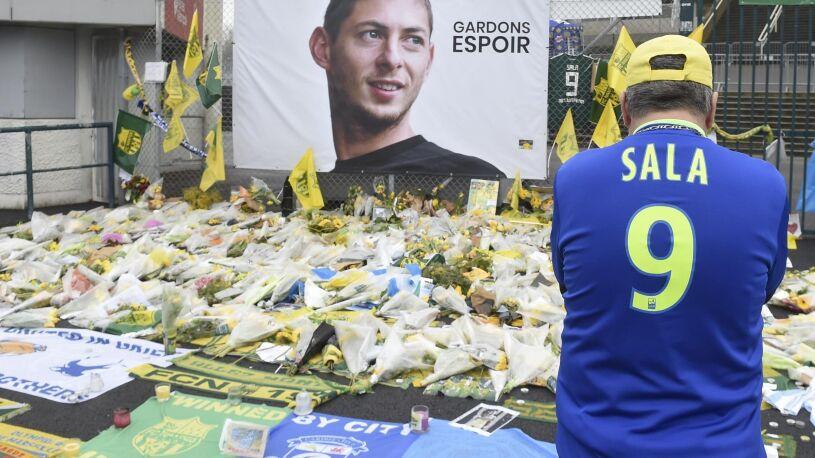 Tragiczna śmierć piłkarza. Organizator lotu przyznał się do winy
