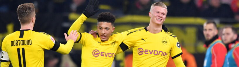 Genialne dziecko znów zaszalało. Borussia dogoniła Bayern