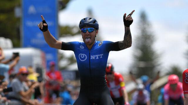 Tour Down Under. Nizzolo wygrał etap, Impey przejąłkoszulkę lidera