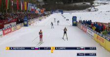 Niepriajewa wygrała sprint stylem klasycznym w Oberstdorfie