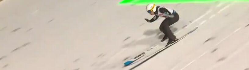 Niesamowity lot w Zakopanem. Rekord pobity aż o 3,5 metra