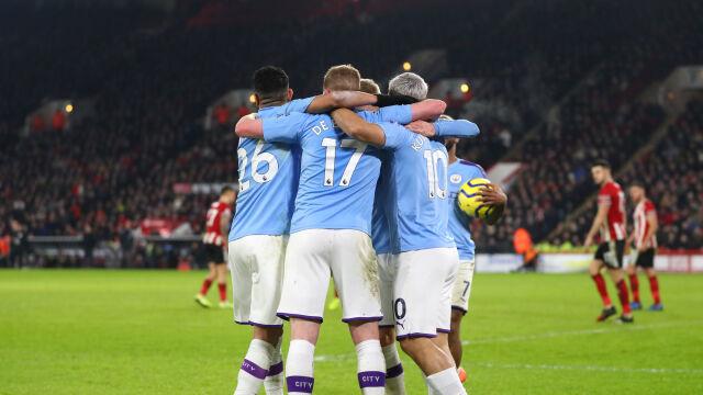 Aguero uratował Manchester City. Cuda w meczu Evertonu