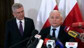 Kaczyński: zmarnowano wielką szansę