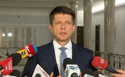 Petru: zaczniemy protestować w innej formie niż blokowanie Sejmu