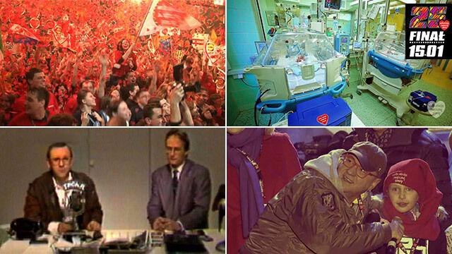 25 lat temu lekarze nakręcili film. Osiem  minut doprowadziło do powstania WOŚP