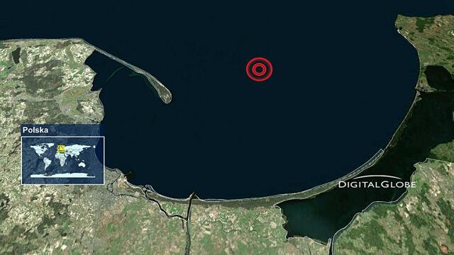 Groźny gaz musztardowy znaleziony na dnie Zatoki Gdańskiej. Może dotrzeć na brzeg