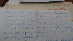 List, który Izabela Kot wysłała do syna, gdy ten siedział w areszcie