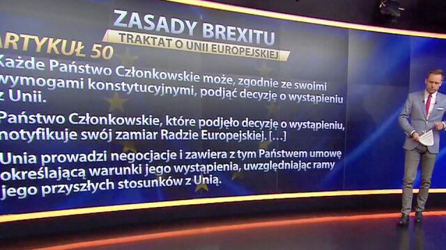 Jak wyjśćz UE? Słynny artykuł 50.