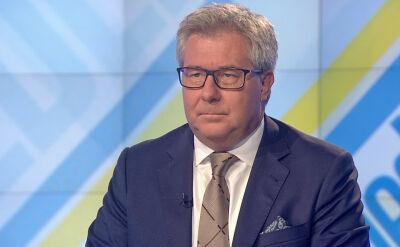 Czarnecki: przywódcy UE do dymisji, to Tusk firmował porozumienie z Londynem