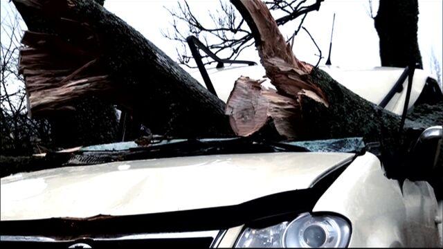 Orkan w Polsce