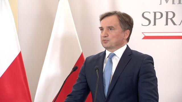 Zbigniew Ziobro o wyroku Trybunału Konstytucyjnego