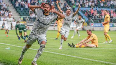Pierwsza przeszkoda pokonana. Legia jest bliżej Ligi Mistrzów