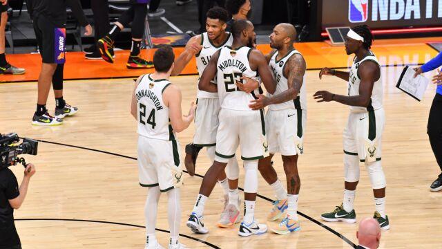 Trzecia wygrana z rzędu. Kozły krok od mistrzostwa NBA