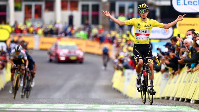 Pogacar postawił kropkę nad i. Tylko katastrofa odbierze mu triumf w Tour de France
