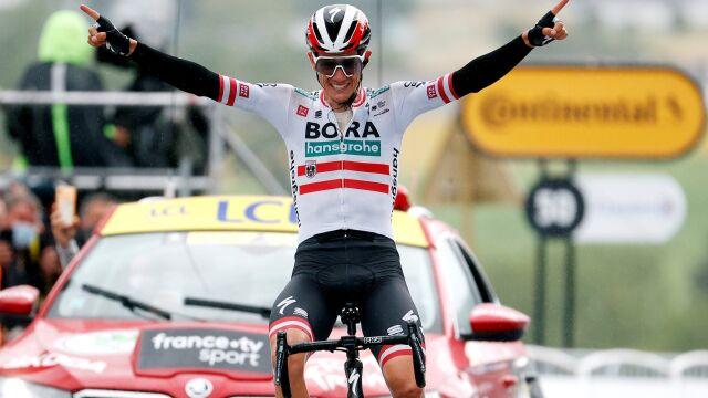 Odwaga nagrodzona wygraną. Życiowy sukces w Tour de France
